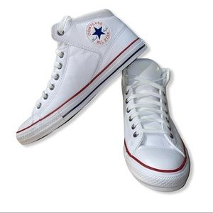 Converse Chuck Taylor Leather All Star Sneakers 11